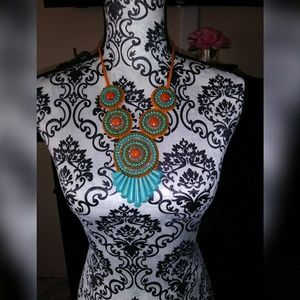Tribal/Ethnic Handmade Necklace
